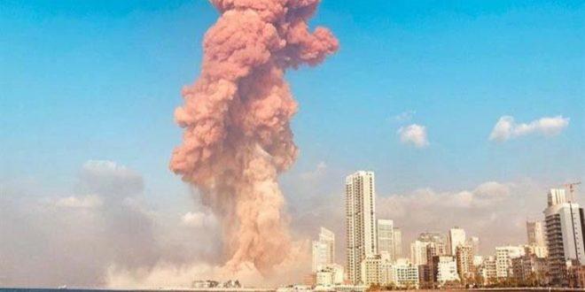 عبد الباري عطوان: من يقف وراء تفجير بيروت؟