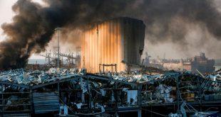 خبير ألماني: انفجار بيروت محيِّر ولم تسببه حرارة الصيف فقط