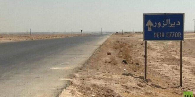 """جرحى بإطلاق نار على مظاهرات معارضة لـ""""قسد"""" في دير الزور"""