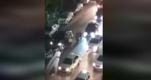 الداخلية السورية تنشر تفاصيل عملية دهس الشرطة والمارة في اللاذقية.. السيارة لبنانية!