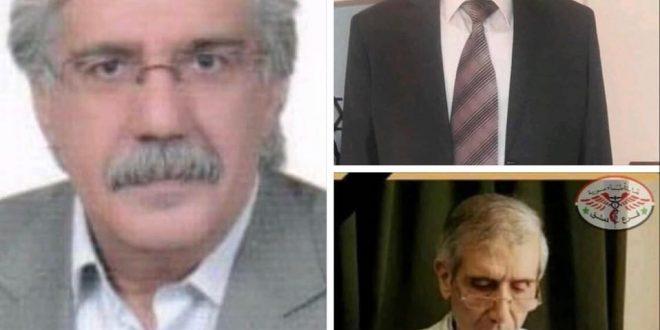 وفاة 10 من أطباء دمشق بسبب فيروس كورونا