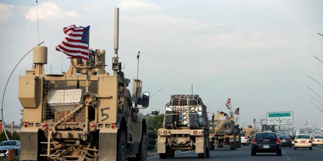 فيديو يوثق لحظة اشتباك الجيش السوري مع دورية للجيش الأمريكي شرق الفرات