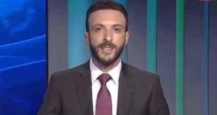 قرفت منكم..مذيع بتلفزيون لبنان الرسمي