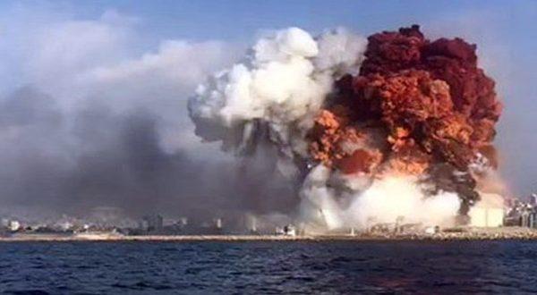 ترامب: انفجار بيروت ناتج عن هجوم أو انفجار قنبلة