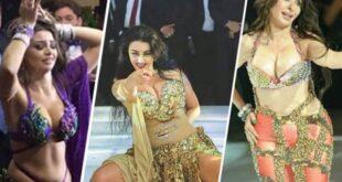 لن تصدقوا كم تتقاضى صافيناز ودينا وجوهرة مقابل وصلة رقص !