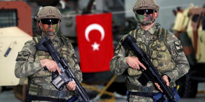 قناصة أتراك تلقوا أوامر باستهداف الجنود السوريين