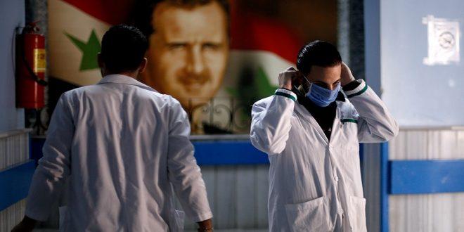 تسجيل 83 إصابة جديدة و 3 وفيات في سوريا