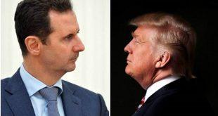 بومبيو يكشف عن رسالة تضم اقتراح حوار مباشر من ترامب إلى الأسد