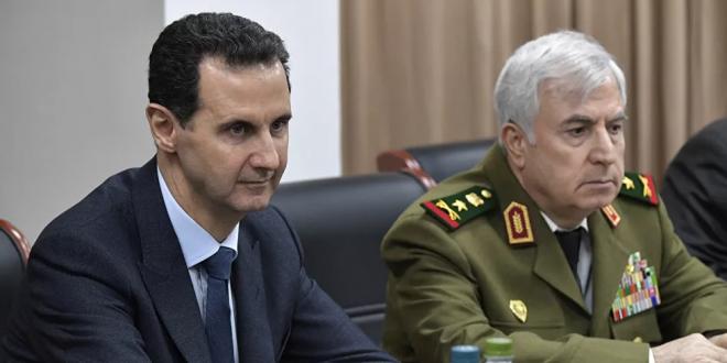 وزير الدفاع السوري: حربنا ضد الإرهاب
