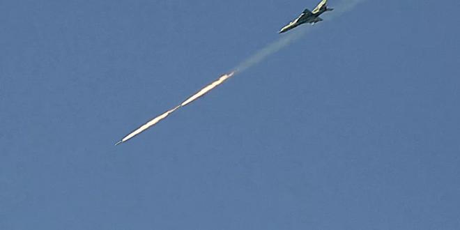 """الطيران السوري يدمر أكبر مستودعات """"جبهة النصرة"""