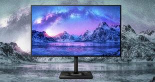 شركة Philips تعلن عن شاشة 279C9 الجديدة مع دقة عرض 4K ولوحة