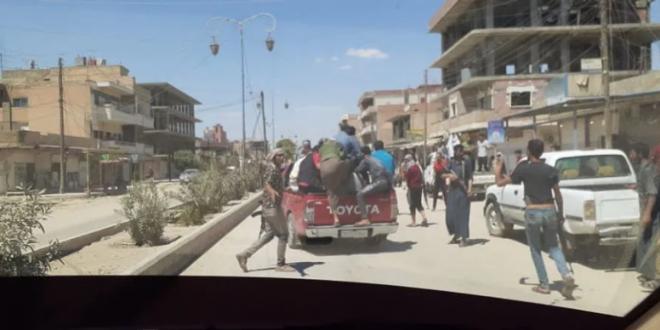 Screenshot 2020 08 04 مقتل 3 شبان بمشاجرة جماعية بحي النشوة بالحسكة وقوات الأسايش لم تتدخل تلفزيون الخبر اخبار سوريا