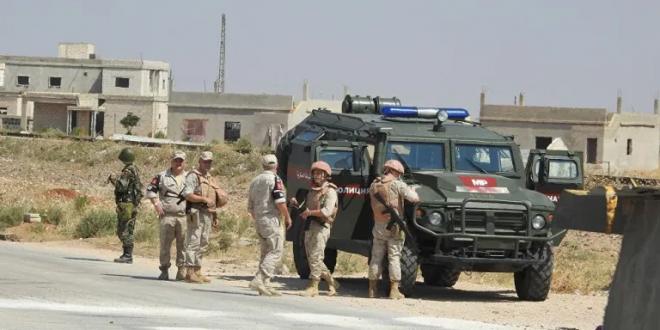 روسيا تعلن وقف الدوريات المشتركة على طريق M4