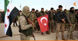 كم بلغ عدد المسلحين السوريين الذين أرسلتهم تركيا للقتال في ليبيا؟
