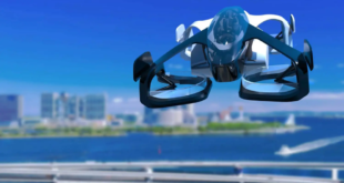 اليابان تهدف لتشغيل المركبات الطائرة بحلول عام 2023