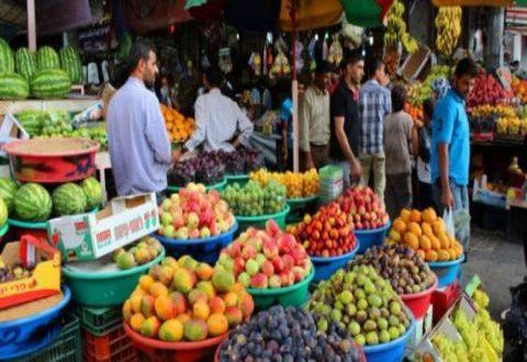 الفواكه الاستوائية في أسواقنا مهربة من لبنان