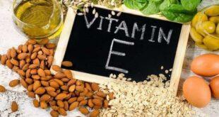 فوائد فيتامين e أو هـ واستخدماته للبشرة والجسم والشعر .. ومصادره