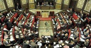 ماذا سيحدث في الجلسة الافتتاحية لمجلس الشعب ؟