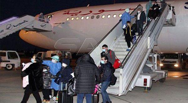 للراغبين بالعودة الى سوريا في هذه الدول التواصل مع السفارات السورية