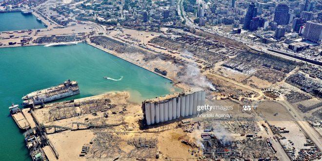 عشرة أسئلة هامة عن شحنة الأمونيوم في مطار بيروت