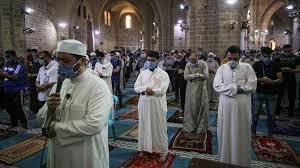 الأوقاف: تعليق صلاة الجمعة والجماعة في محافظتي دمشق وريفها