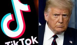 """ترامب يمهل """"بايت دانس"""" الصينية 45 يوما للتنازل عن """"تيك توك"""" لمايكروسوفت"""