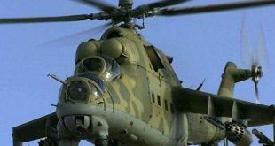 """""""مي-25"""" تحلق فوق مدينة سورية...فيديو من قمرة القيادة"""