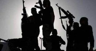 مسلحون يهاجمون نقطة عسكرية بناحية السعن بريف سلمية