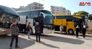 سوريا: الزام المواطنين بوضع الكمامات في وسائل النقل