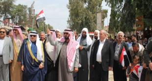عشائر السبخة في الرقة: ندعم بقوة أي مقاومة لتحرير الأرض السورية من كل أشكال الاحتلال