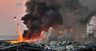 ضحايا عرب وأجانب في انفجار بيروت