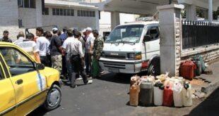 آلية جديدة لبيع البنزين في حلب والسيارات الخاصة حسب الأرقام