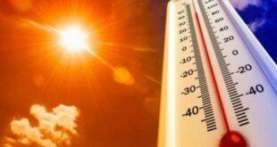 أعلى درجة حرارة على الكرة الأرضية تسجلها مدينة عربية أمس السبت