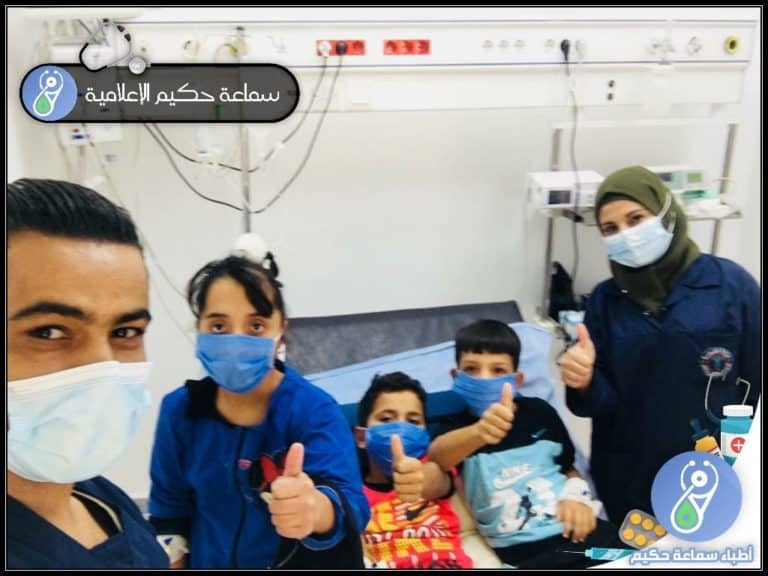 تعرض 3 أطفال للدغة أفعى في دمشق