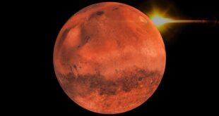 اكتشاف هام تحت سطح القطب الجنوبي في المريخ