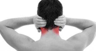 الم الرقبة من الخلف: أسبابه وطرق علاجه