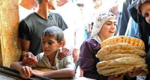 مصدر: 70% من السوريين لا يستهلكون 4 ربطات خبز يومياً