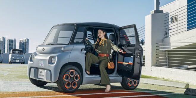 سيارة صغيرة مدهشة.. تنطلق بسرعة ويمكن للصغار قيادتها دون رخصة