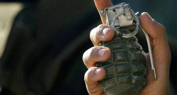 إلقاء قنبلة يدوية على حفل بريف حمص يسفر عن 25 إصابة