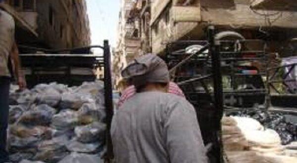 طعن وإطلاق نار يسفر عن 3 إصابات أمام أحد أفران دمشق