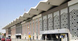 غرفة صناعة دمشق: فتح مطار دمشق الدولي ضروري لتنمية الصادرات