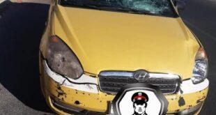 صدم فتاة على طريق المطار بـ دمشق.. وما فعله بها بعدها صادم!