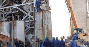 مصفاة بانياس تتحضر لعمرة شاملة بعد مضي 7 سنوات على آخر صيانة