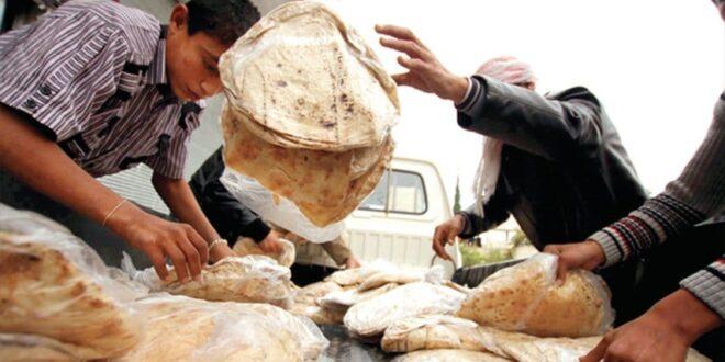 آلية جديدة لتوزيع الخبز حسب عدد أفراد الأسرة
