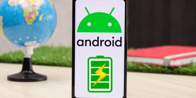تطبيق يتيح لك معرفة حالة بطارية هاتف الأندرويد