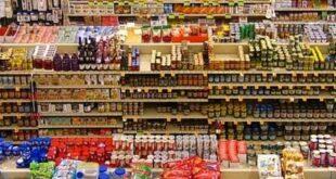 الأمن الجنائي في دمشق يضبط ٨أطنان مواد غذائية فاسدة