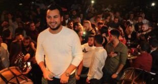 حفل وديع الشيخ في دمشق يتحول لساحة معركة