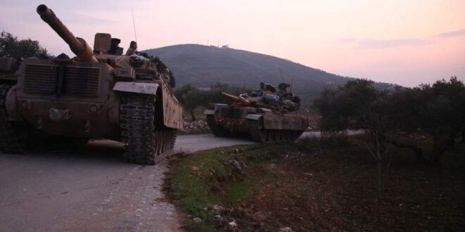 تصعيد في إدلب.. ينذر باشتعال المنطقة من جديد