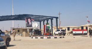 جمارك البوكمال: التبادل التجاري مع العراق متواضع