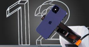 آيفون 12 برو ماكس الوحيد القادم بتقنية 5G